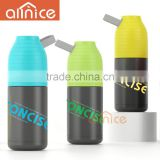Wholesale 300 ml best design sport travel stainless steel gift vacuum bottle/carry vacuum flask