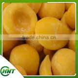 2015 Chinese New Crop High Quality Grade A Low Price China Iqf Frozen Yellow Peach