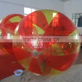 High quality TPU hamster ball/water ball For Kids or Adults Roll Inside The Ballon
