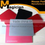 aluminum polishing mouse pad with logo printed                                                                         Quality Choice