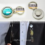 high quality magnetic eyeglass holder designer brooches and pins