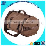 New Design 2016 Best selling customized Canvas travel bag duffel bag camping&hiking backpack