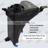 BMW17137607482 radiator coolant overflow expansion tank reservoir OEM quality 17137567462 17137519368 engine coolant recovery