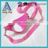 Wholesale cheap name brand wine yoke lanyard