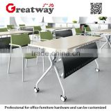 New Design Metal Material Folding Desk Frame table legs                                                                                                         Supplier's Choice