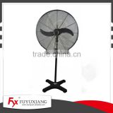 26 inches industrial pedestal fan/powerful and safe