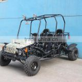 mini jeep 4 seat go karts buggy with 150cc 200cc engine