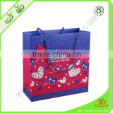Colorful Candy Bag China Factory Supply Christmas Paper Baby gift Bag