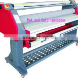 Pneumatic single side hot and cold laminator.roller 1600mm laminating machine-SN-1600H5+