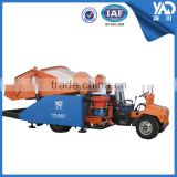 PZ-5 diesel drive dry shotcrete gunite machine