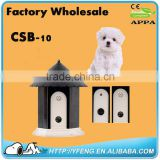 Top sell Pet Dog Puppy no barking stop barking anti barking control dog pet bird house bark deterrents