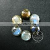 12mm round labradorite cabochon semi precious loose stone gemstone DIY earrings rings pendant charm cabochon 4110115