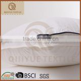 Double Bed Silk Pillow For 5 Stars Hotel