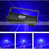 Mini stage laser lighting / Single blue light / Christmas decoration laser lighting projector