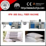 CE Certified HFM-3000 New Model High Production Ball Fiber Machine,Plush Toy Filling Machine
