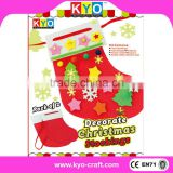 Factory supply CE EN71 christmas craft gift ideas for kids