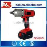 BKW1804 18V 800Nm Cordless Impact Wrench 18V 800Nm cordless Wrench power tool