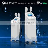 Armpit / Back Hair Removal E-light IPL+Rf+Shr 3 In 1 Spa Vascular Treatment Use Beauty Apparatus Fast IPL System