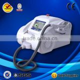 CE approved professional IPL laser hair removal skin rejuvenation electric wrinkle remover machine (100000 shots)