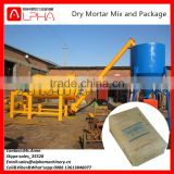 Low Price Simple Dry Mix Mortar Mixing Machine Plant