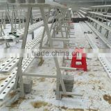 PVC Hydroponic Channels 100mmx50mm for greenhouse