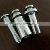 cnc machining cigarette filter tubes menthol capsule parts colored cigarette filter tubes