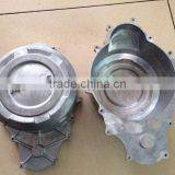 oem die casting aluminum clutch cover assembly as motorcycle engine parts