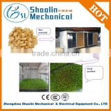 Lowest price soya bean sprouting machine with best service
