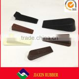 Hot selling door stopper rubber door stopper/sliding wood door wedge stop