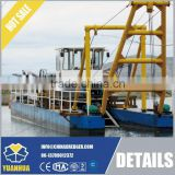 2016 hot sale Jet Suction Dredger dredge for iron ore