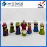 Polyresin Christian Gifts Nativity Set Figures Baby Jesus