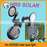 2013 NEW HRS-0202(B) Highlight Garages Solar Security Light