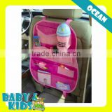 Attractive Colorful Back Seat Organizer Tidy Bag for Baby and Kids