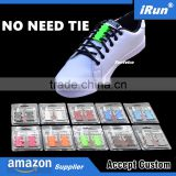Custom Shoe Lace Locks Closures - NO TIE Shoelaces Lock Lace Buckles - Easy Shoe Laces Kids No Lace Shoes - 10 Colors