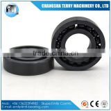 6201CE 12*32*10mm silica high temperature resistant ceramic bearing