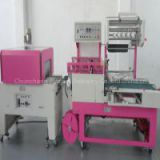 new type pof plastic film bagging shrink wrapping and packing machine for metal from taiwan