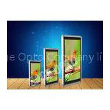 Outdoor Advertising Full Color LED Display , Ultra Thin LED Advertising Board