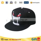 High resolution digital printed snapback league of legends hat