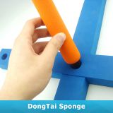 Outdoor Foam Ring Toss Eva 2*45cm Bracket