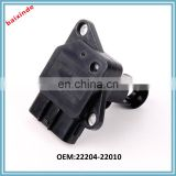 Auto parts OEM: 22204-22010 2220422010 wholesale price mass air flow meter