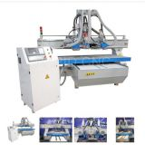 The newest CNC Router For Music Instrutment Making 3d cnc wood carving machine