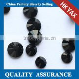 0502W black hotfix rhinestone,china rhinestone hotfix,china hot fix rhinestones in bulk SS6 SS10 SS16 SS20