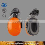 Safety Helmet Type Accoustic Protection Fancy Ear Muffs EM-209                                                                         Quality Choice