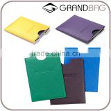 Hot selling pebbled leather passport cover custom leather sleeve for passport fashion travel accessories wholesale