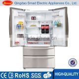 refrigerator door handle stainless steel cabinet refrigerator frost free french door refrigerator