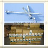 stainless steel round head self tapping screws (prompt delivery)