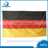 Hot-Selling 90*150cm 68/75/100/150/210D Polyester Flag For German