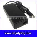 china alibaba supplier 15v laptop power adapter for toshiba 75w dc round 4 pin notebook adapter (HT119)