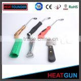 Hot air plastic welding gun/welder machine                                                                                                         Supplier's Choice