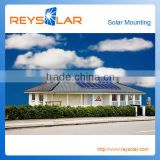 Solar Panel Mounting Brackets with Competitive Price Pitched Roof top PV Solar Aluminum Mounting Bracket/home solar system